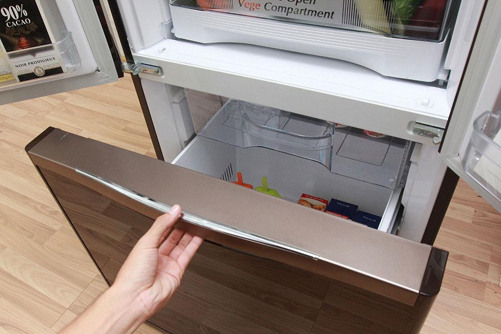 sửa chữa tủ lạnh hitachi đá rơi